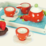 Le Toy Van Honeybake Breakfast Set