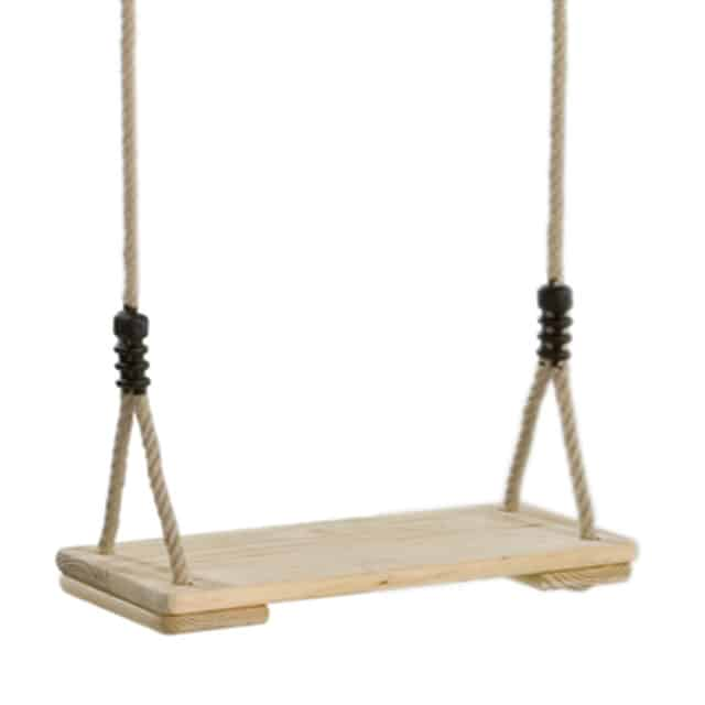 Wooden Swing Seat By Kbt The Toy Barn