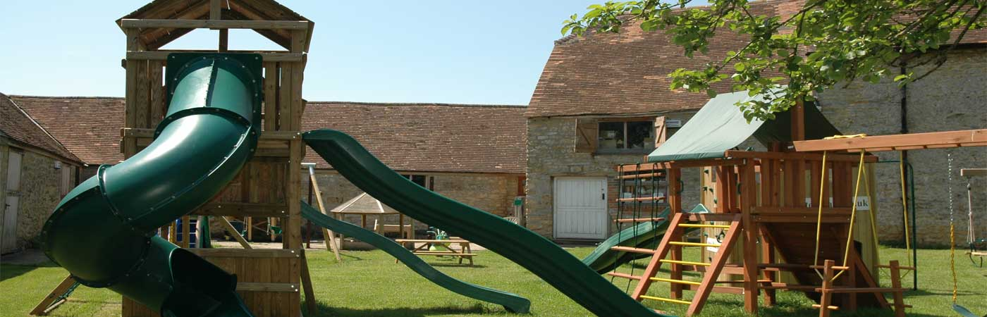 Largest climbing frame display in the South West