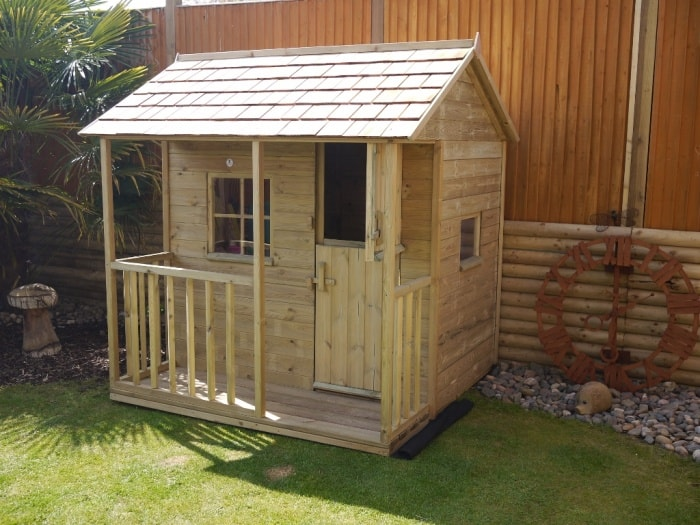 Apple Playhouse. Built in Yeovil Somerset