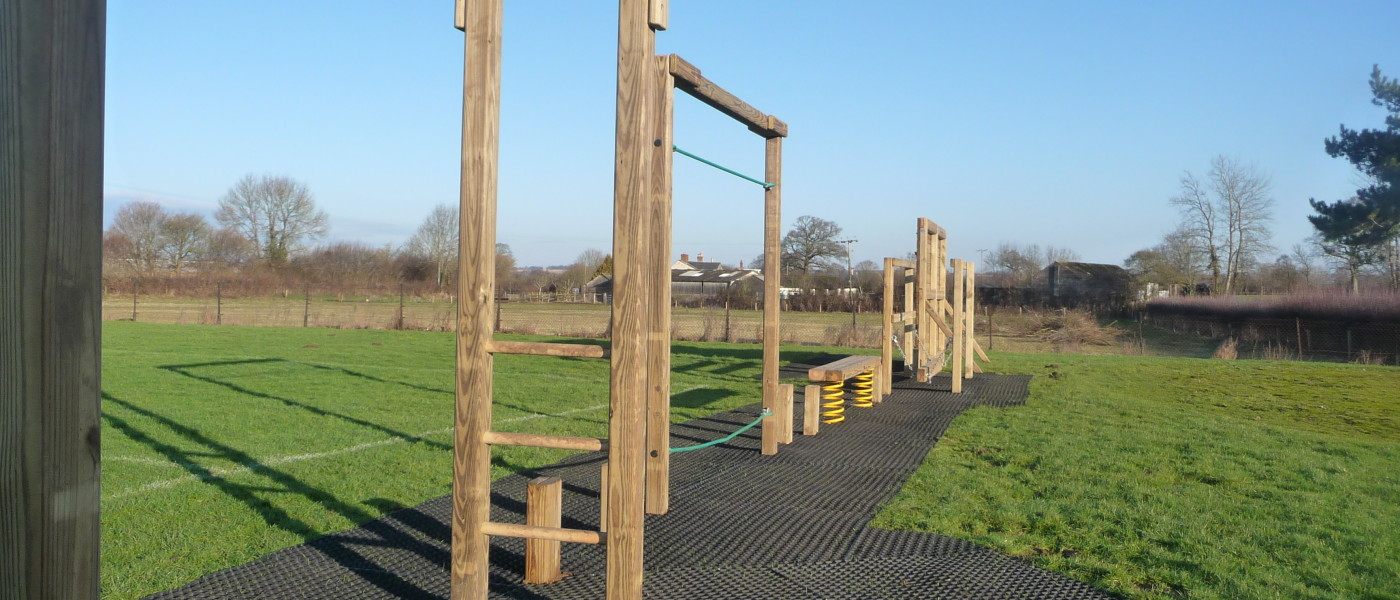 Yetminster school play equipment