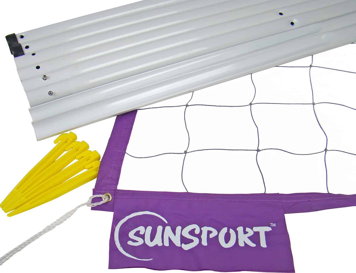Home / Outdoor / Sports & Games / Ball Games / Sunsport Volleyball Set