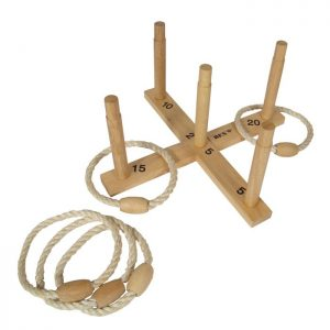 Ring toss - quoits