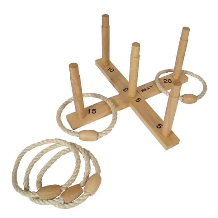 ... & Games / Outdoor Toys & Games / Bex Ring Toss – Quoits Set box
