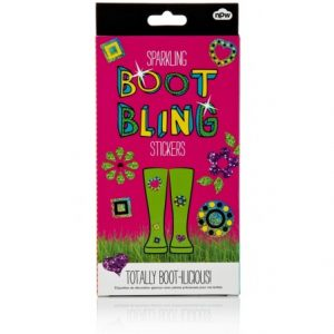 Boot Bling Stickers