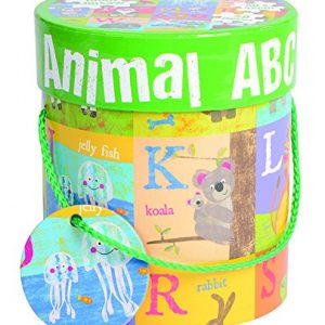 Animal ABC Giant Jigsaw