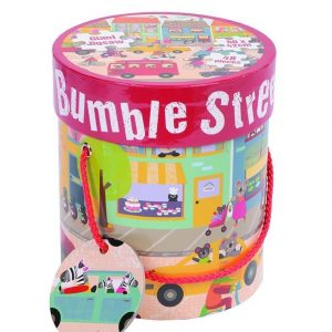 Bumble Street Giant Jigsaw