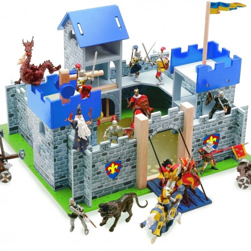 Excalibur toy castle