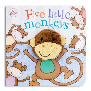 Five little monkeys - Board Book