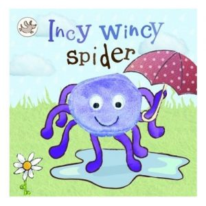 Incy Wincy Spider - Board Book