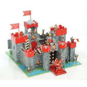 Lionheart toy castle