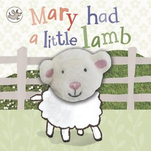 Mary had a little lamb - Board Book