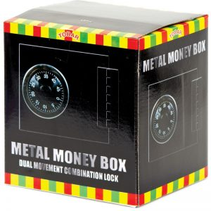 Metal Money Box