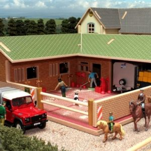 Brushwood stable yard