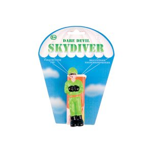 Dare Devil Skydiver
