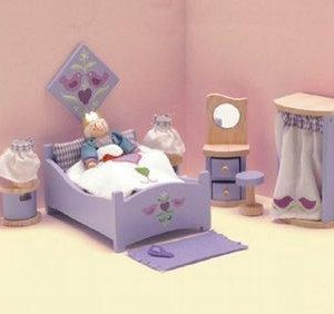 Doll's House Bedroom