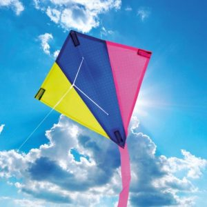 Mini Flyer Kite Diamond