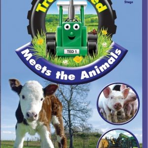 Tractor Ted Meets the Animals DVD