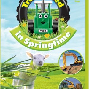 Tractor Ted Springtime DVD