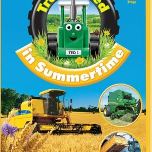 Tractor Ted in Summertime DVD