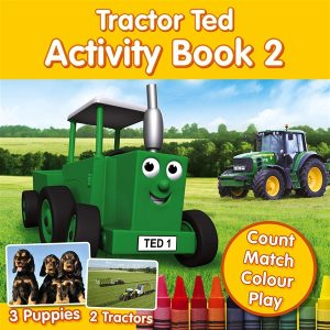 Tractor Ted's Activity Book 2