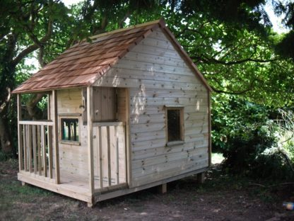 Apple Playhouse. Built in Yeovil Somerset.