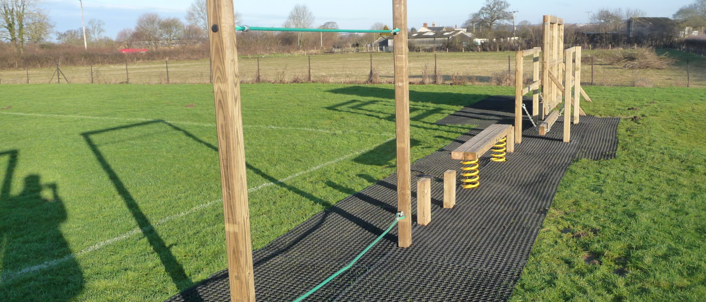 Play equipment for schools