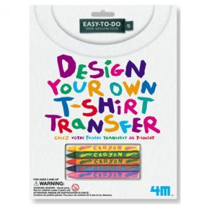 Design your own T-shirt transfer