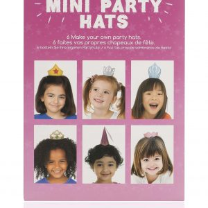 Girls' Mini Party Hats