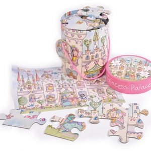 Princess Palace Giant Jigsaw