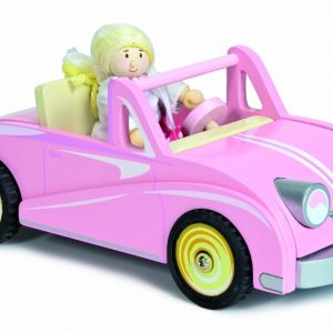 Chloe's Coupe Toy Car