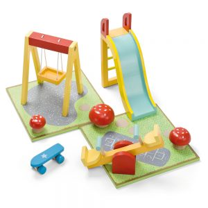 Doll's House Outdoor Playset