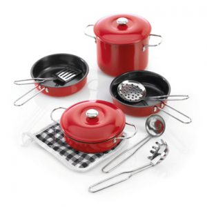 Non-Stick Cookware Play Set